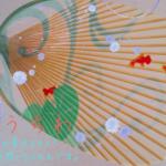 水うちわとは。使い方や由来、口コミをレビュー。夏に岐阜の歴史体験!